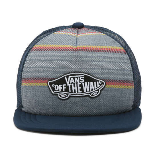 Kinder Classic Patch Trucker Hat | Vans