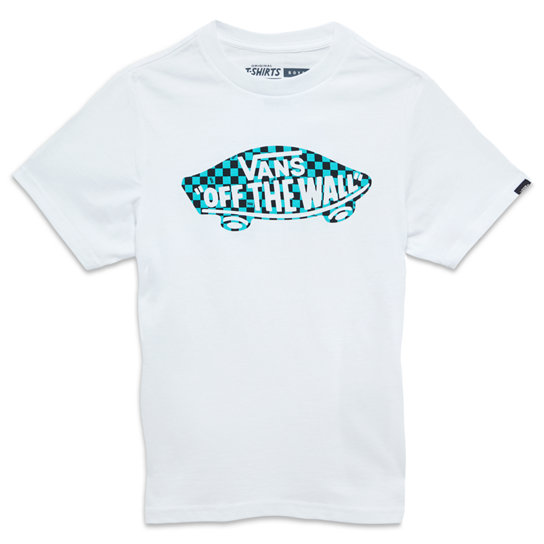 Camiseta de chico OTW Checker Fill | Vans