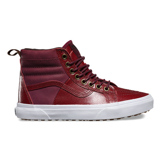 Pebble Leather Sk8-Hi 46 MTE Shoes | Vans