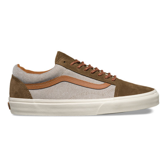 Brushed Old Skool Reissue Dx Schoenen | Vans