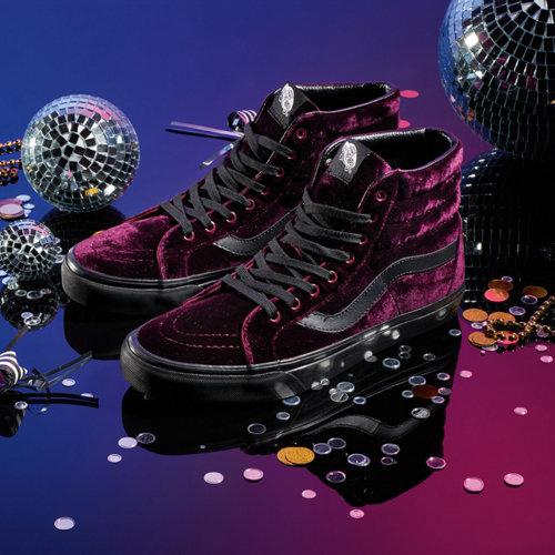 2d34ca23b69417 Velvet SK8-Hi Reissue Shoes