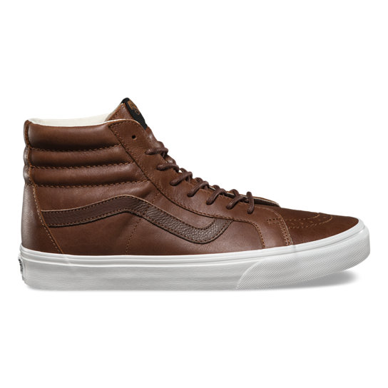 Leather Sk8-Hi Reissue Schuhe | Vans