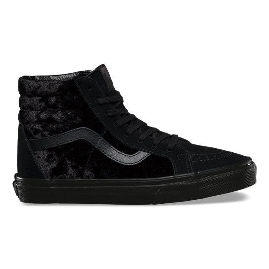 9240104ca56c Velvet SK8-Hi Reissue Shoes | Black | Vans