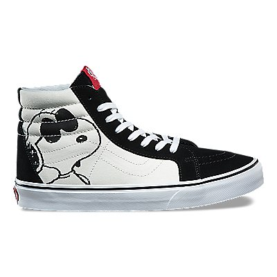 Vans x Peanuts Men Old Skool Snoopy (black)