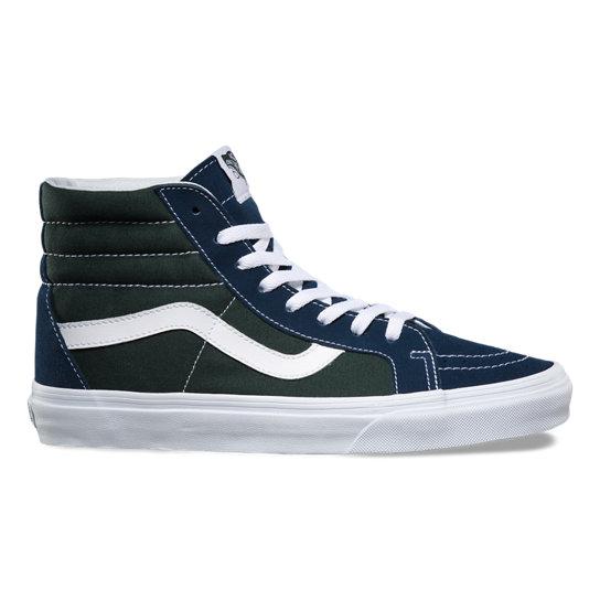 2-Tone Sk8-Hi Reissue Shoes   Vans