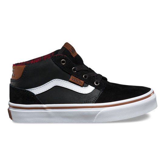 Kids Mixed Chapman Mid Shoes | Vans