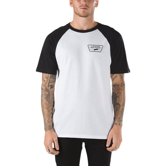 Full Patch Raglan T-Shirt | Vans