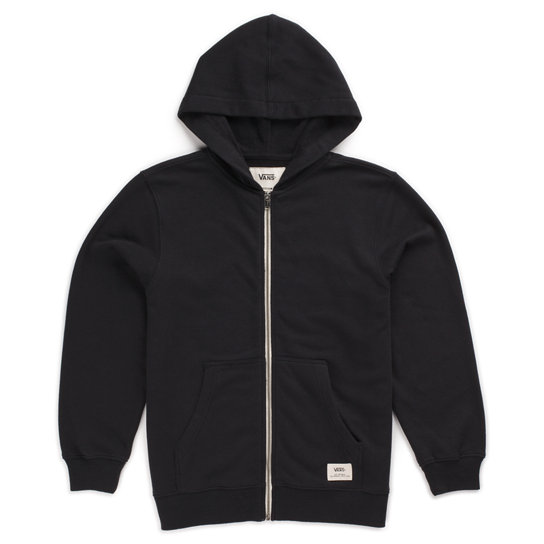 Boys Full Patched Frontboys Hoodie | Vans