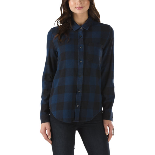Moody Blues Ii Flannel Shirt | Vans