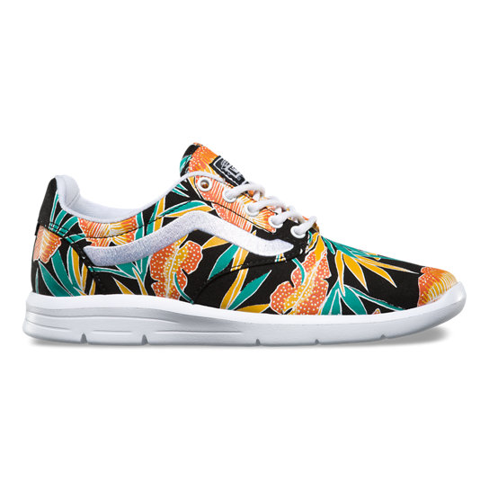 Tropical Leaves 5Nero 1 Vans Scarpe Iso yvb76Yfg