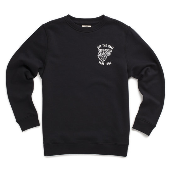 Boys Howler Crew Fleece | Vans