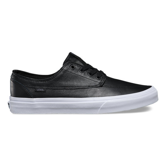 Premium Leather Brigata Schoenen | Vans