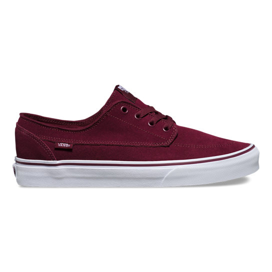 Suede Brigata Shoes | Vans