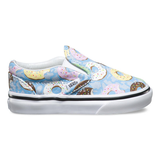 Toddler Late Night Classic Slip-On Shoes | Vans