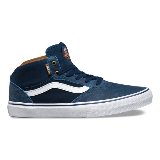 Xtuff Gilbert Crockett Pro Mid Shoes | Vans