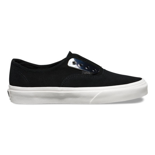 Metal Eyeplate Authentic Gore Shoes | Vans