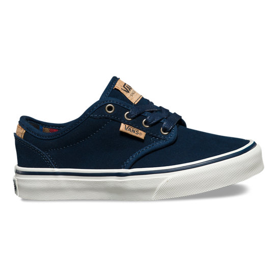 Kids Suede Atwood Deluxe Shoes | Vans