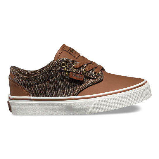 Kids Tweed Atwood Deluxe Shoes | Vans