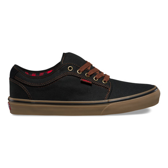 Buffalo Plaid Chukka Low Shoes | Vans