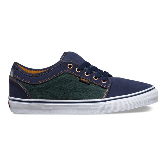 Denim Chukka Low Shoes | Vans