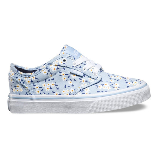 Kids Flower Atwood Shoes | Vans